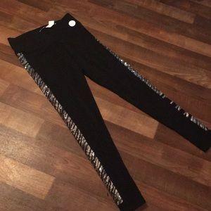 New! PINK Victoria Secret Yoga pant black legging